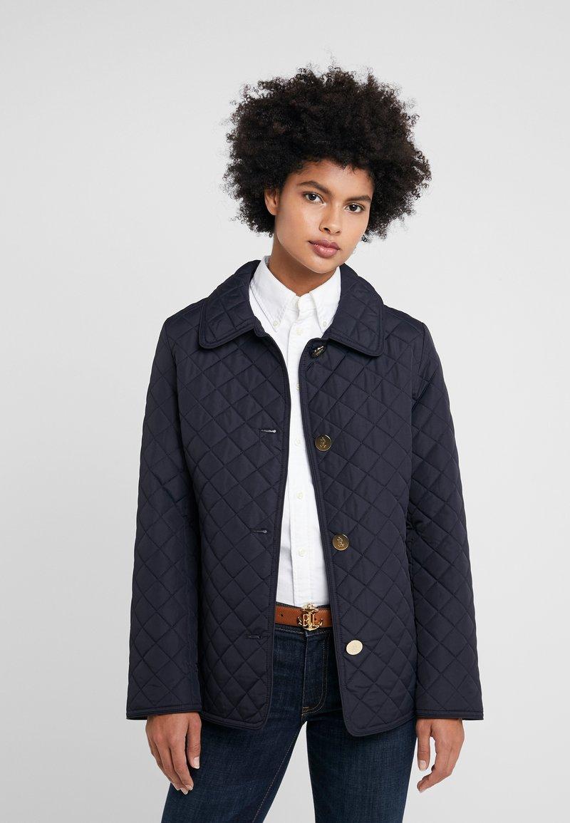 Lauren Ralph Lauren - QUILT - Light jacket - dark navy