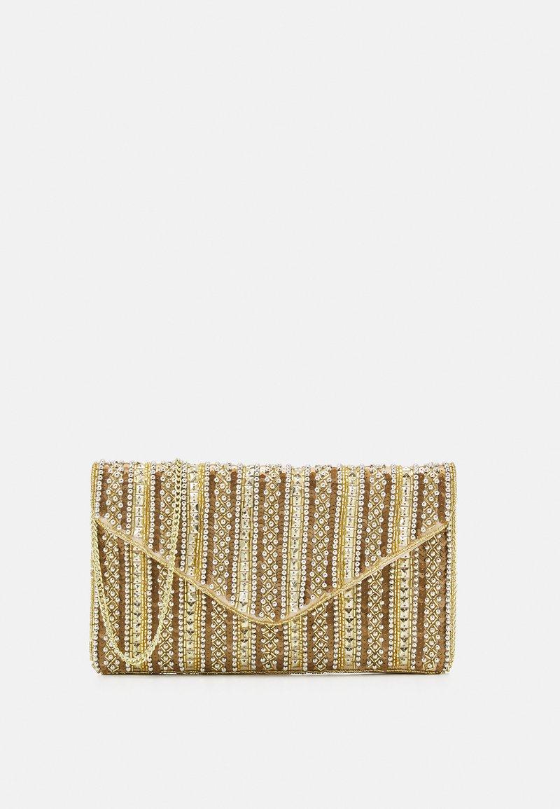 Glamorous - Pochette - gold