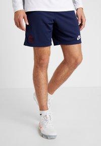 Nike Performance - PARIS ST. GERMAIN DRY SHORT - Pantalón corto de deporte - midnight navy/midnight navy - 0