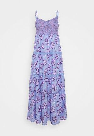 FLORAL BALI DRESS - Maxi šaty - purple