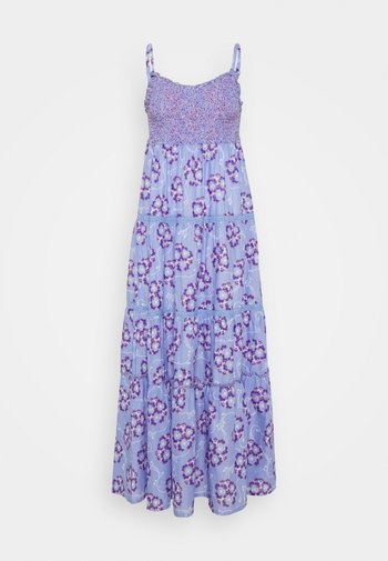 FLORAL BALI DRESS