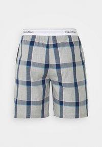 Calvin Klein Underwear - SLEEP SHORT - Nachtwäsche Hose - grey - 1