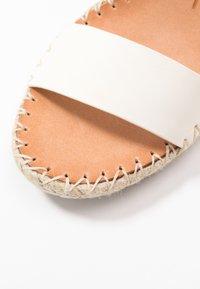 Dolce Vita - NOOR - Sandalen met hoge hak - white - 2