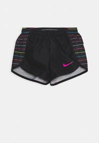 Nike Sportswear - GIRLS SHORT SET - Shorts - black - 2