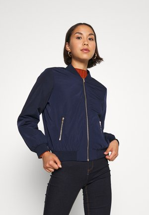 ONLGRETA ZIP JACKET - Bomberjacks - night sky