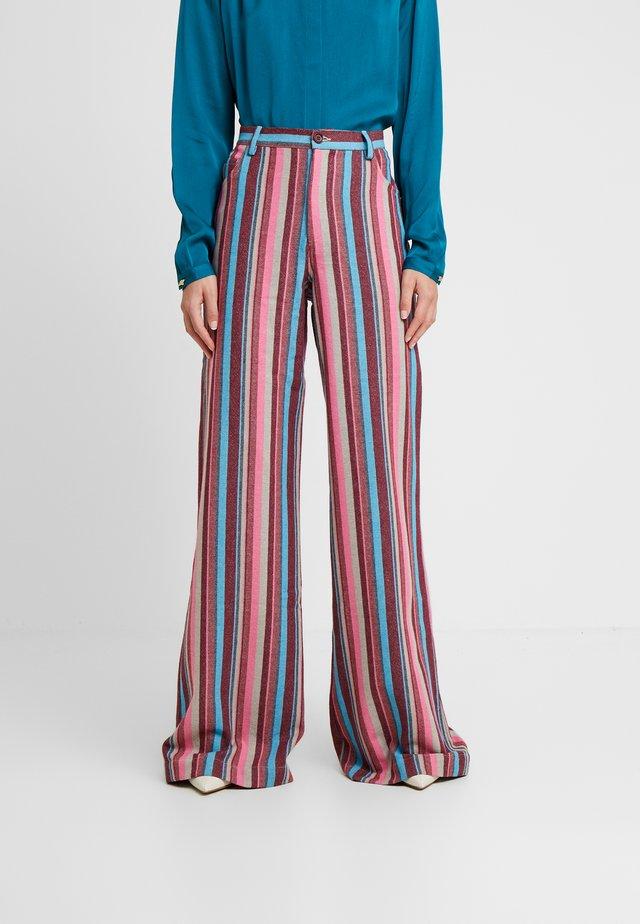 JOVI TROUSER - Pantalones - pink
