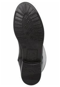 Tamaris - Vysoká obuv - black - 5