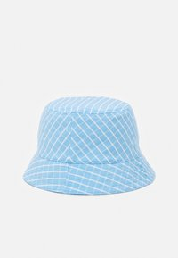 Fiorucci - LA PESCA CHECK BUCKET HAT UNISEX - Klobouk - blue - 2