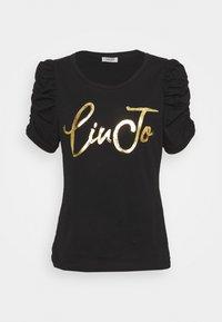 Liu Jo Jeans - MODA - Print T-shirt - nero - 5