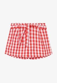 Benetton - Shorts - red - 3
