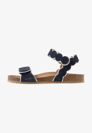 CORFU - Sandals - marino