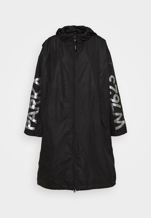 JACKET - Parka - black