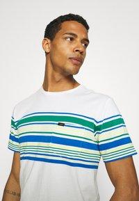 Lee - STRIPY TEE - Print T-shirt - ecru - 3