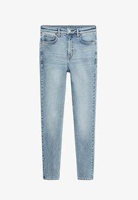Mango - SOHO - Jeans Skinny Fit - middenblauw - 6