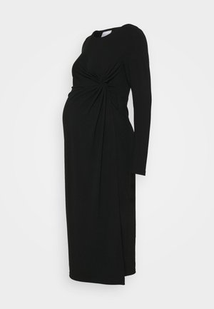 MLMEHA DRESS - Robe en jersey - black