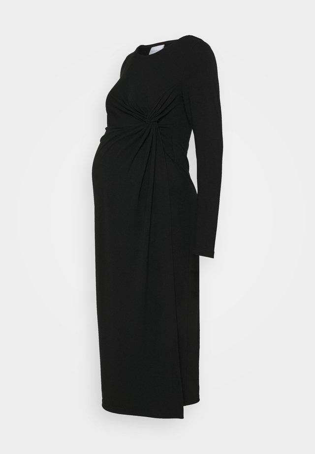 MLMEHA DRESS - Jerseykjole - black
