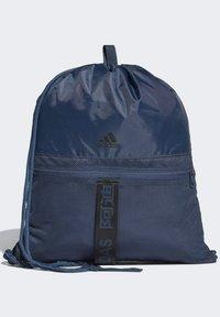 adidas Performance - Drawstring sports bag - blue - 1
