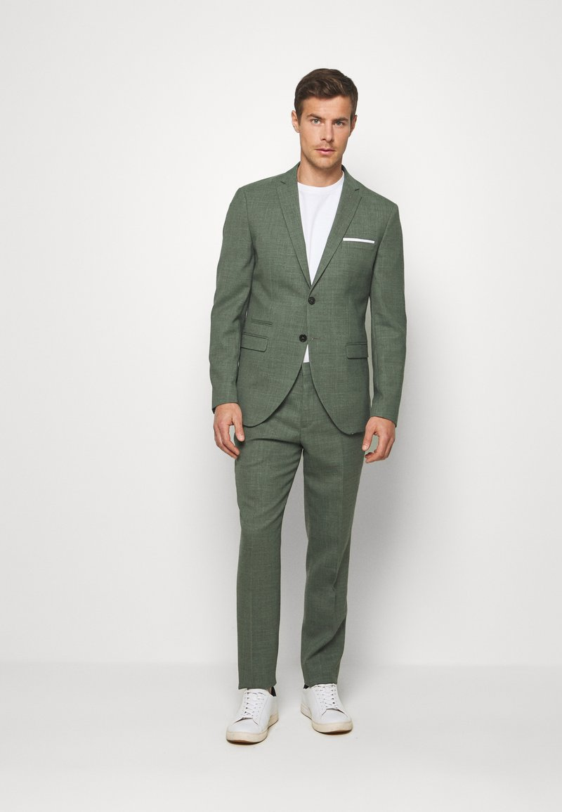 Selected Homme - SLHSLIM  - Traje - shadow
