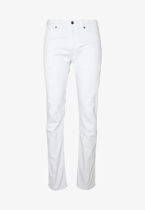 Vaqueros slim fit - white