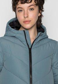 Noisy May - DALCON LONG JACKET - Winter coat - trooper - 4