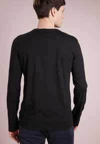 James Perse - CREW - Long sleeved top - black - 2