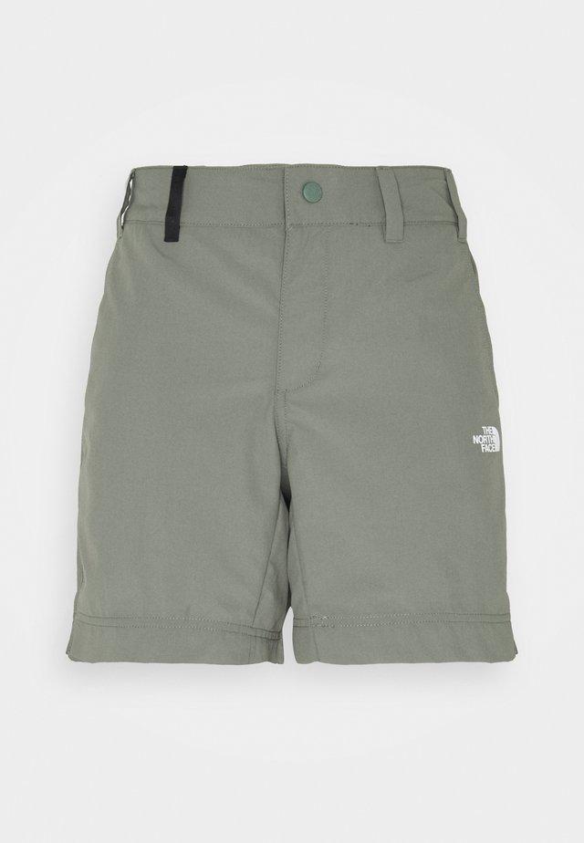 TANKEN SHORT - Sports shorts - agave green