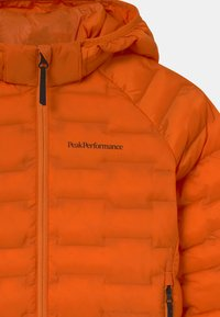 Peak Performance - JUNIOR ARGON LIGHT HOOD UNISEX - Zimní bunda - orange altitude - 3