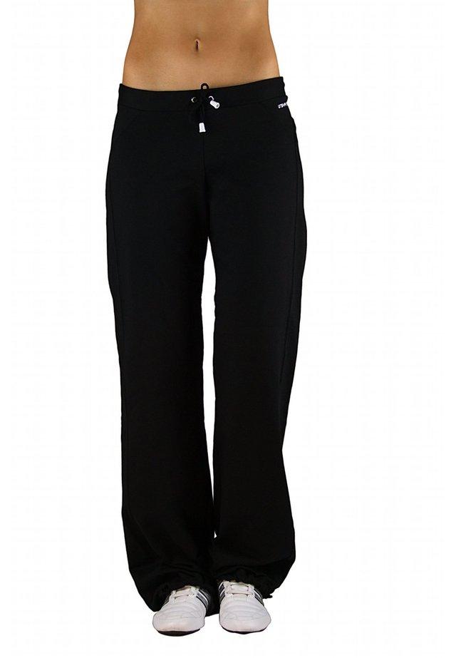 Pantaloni sportivi - schwarz