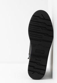 Mexx - DANINE - Lace-up ankle boots - gunmetal - 6