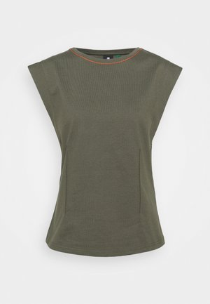 WAISTED - T-shirts med print - combat