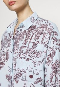 Monki - Button-down blouse - summerinfrance - 7