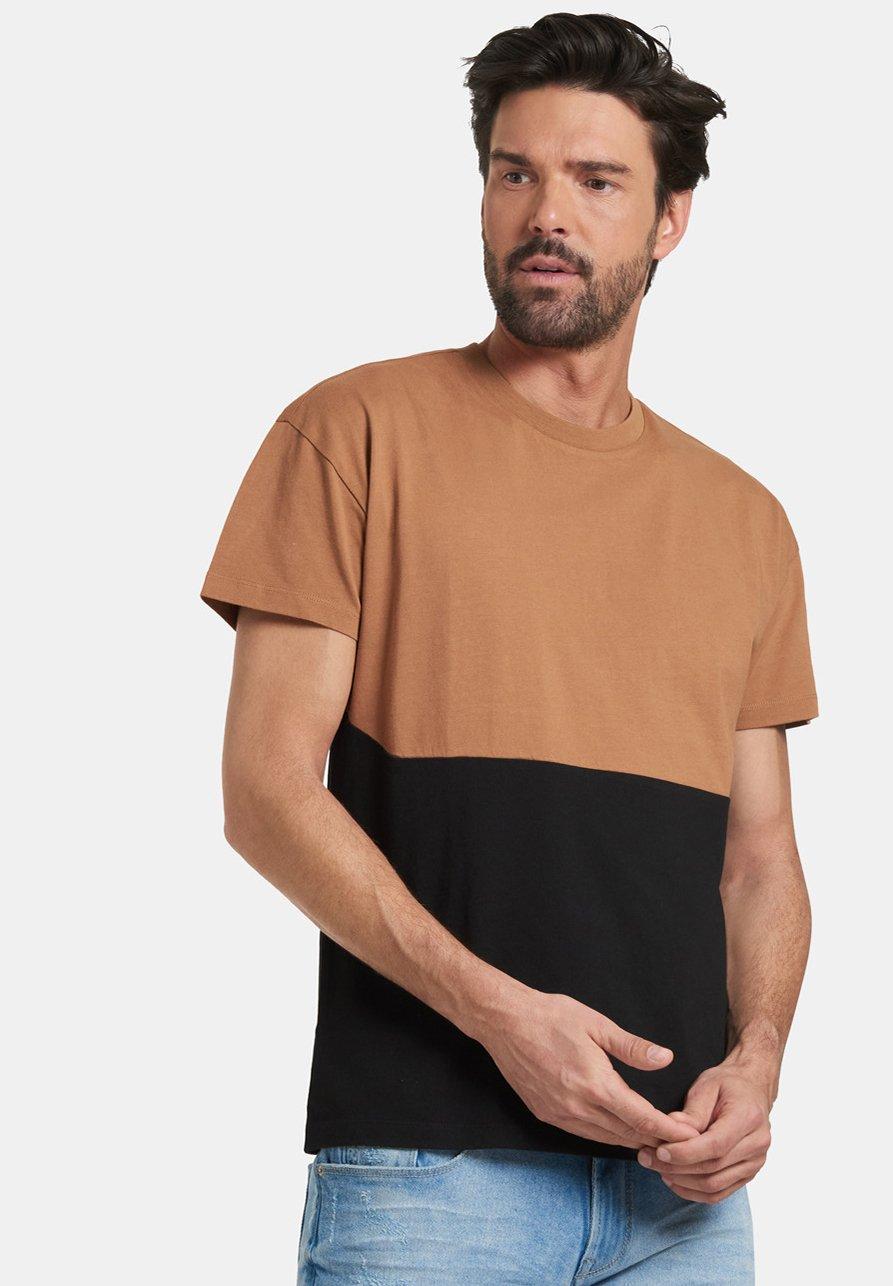 Homme TREVOR - T-shirt imprimé