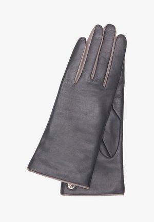 DELIA - Fingerhandschuh - black/mud