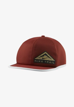 DRY PRO TRAIL - Cap - brown