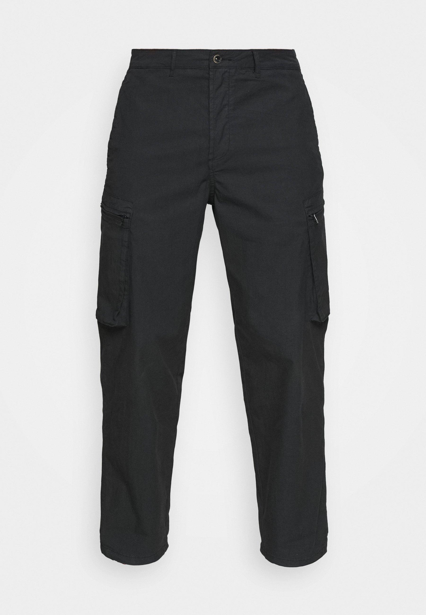 Homme FORCE COMBAT PANT LENGTH - Pantalon cargo