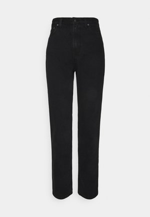 BREEZY BRITT - Relaxed fit jeans - black worn