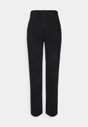BREEZY BRITT - Relaxed fit -farkut - black worn