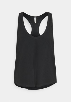 KEEP ROLLING TANK - Top - black