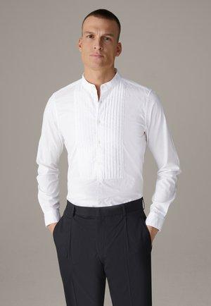 SMOKING HEMD SETH - Formal shirt - weiß