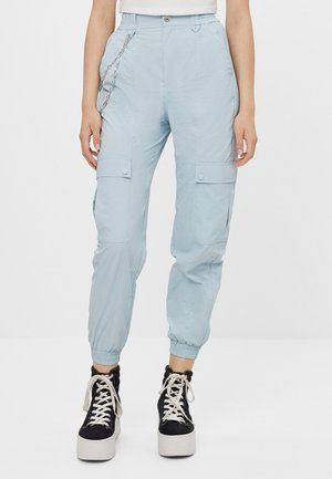 MIT KETTE - Pantaloni - light blue
