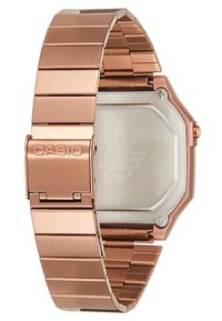Casio - Digital watch - rose gold-coloured - 3