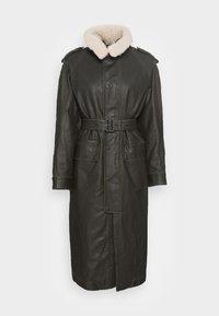 Diesel - TACCY - Classic coat - black - 4