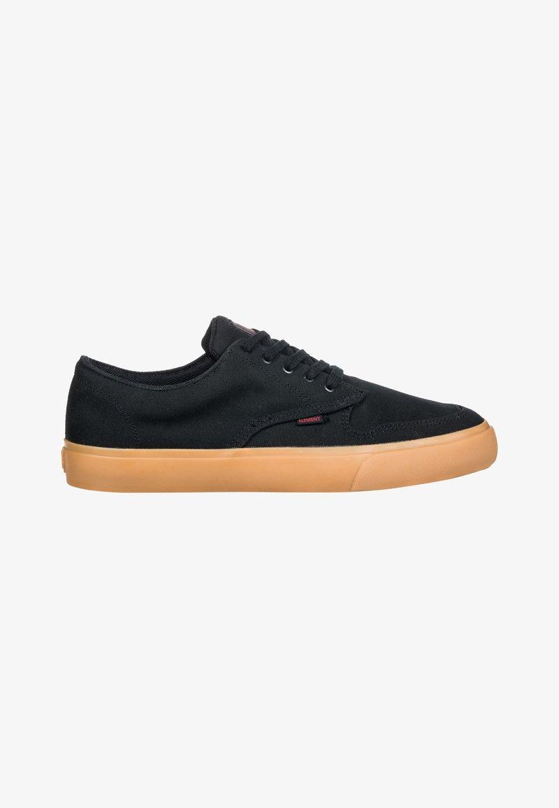 Element - TOPAZ C3 - Trainers - black gum red