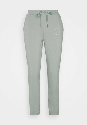 Tracksuit bottoms - slate gray