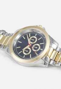 Topman - MIXED WATCH - Watch - gold-coloured/silver-coloured/blue - 5
