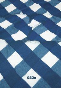 032c - BANDANA UNISEX - Galvas lakats - white/blue - 5