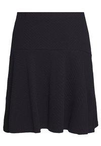 Esprit - SKIRT - A-line skirt - black - 1