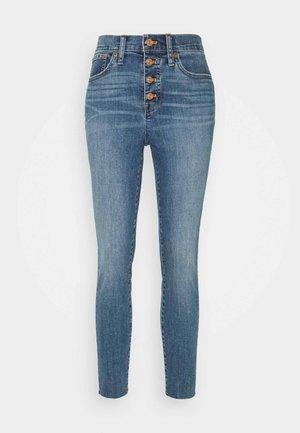 Skinny džíny - wash