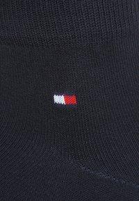 Tommy Hilfiger - MEN QUARTER 2 PACK - Socks - dark navy - 1