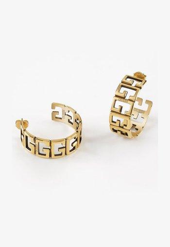 ICONIC GLAM - Earrings - goldenfarbe